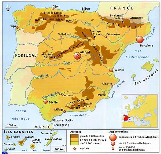 les-montagnes-espagnoles