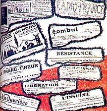 journaux clandestins résistance